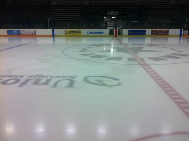 The Danbury Ice Arena will be the home for the Western Connecticut men's hockey team when it begins play as an NCAA squad in 2015.