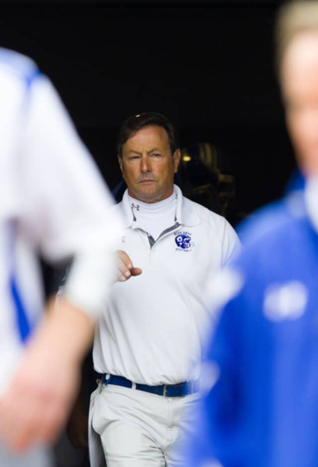 Darien High School is expected to have another strong year under coach Rob Trifone.