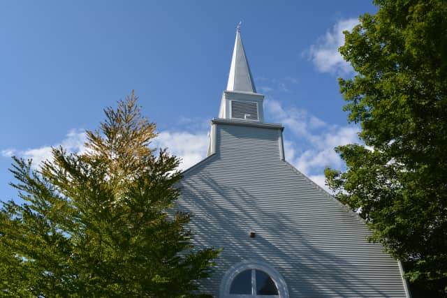 The South Salem Presbyterian Church.