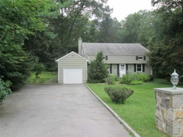 This house at 557 Saw Mill River Road in Millwood is open for viewing on Saturday.