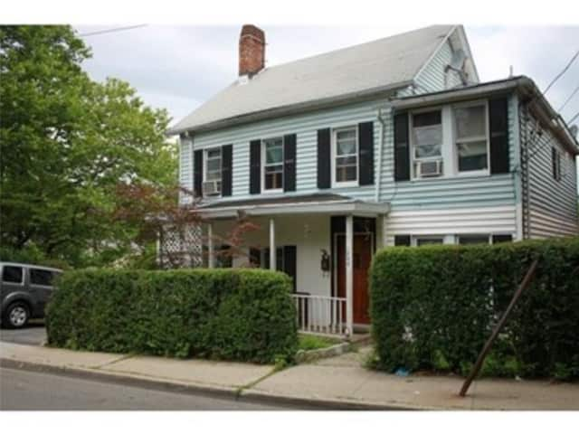 This house at 1206 S. Division St. in Peekskill is open for viewing on Sunday.