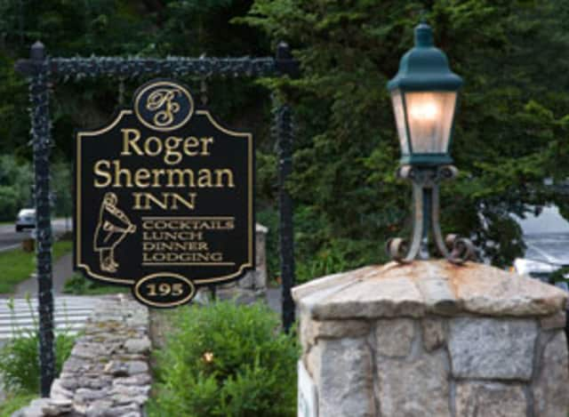 The Roger Sherman Inn in New Canaan was listed for sale for $6 million.