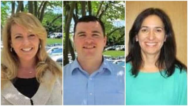 Cara Lipari, Sean Moughty and Gabriela Murphy