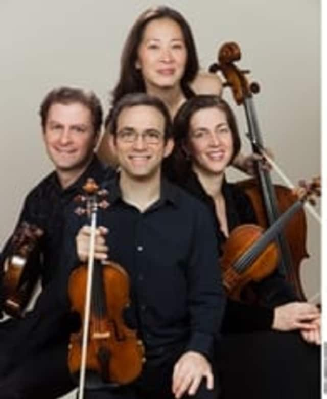 Brentano String Quartet returns to Westchester to open the 61st season of Friends of Music Concerts.