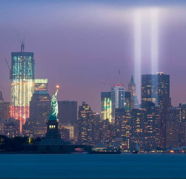 A 9/11 memorial is scheduled at 9:45 a.m. on Thursday, Sept. 11 at the Webb Field, Richard Presser Park on Central Avenue.