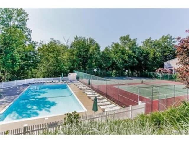 This condominium at 33 Park Drive in Mount Kisco is open for viewing on Sunday.