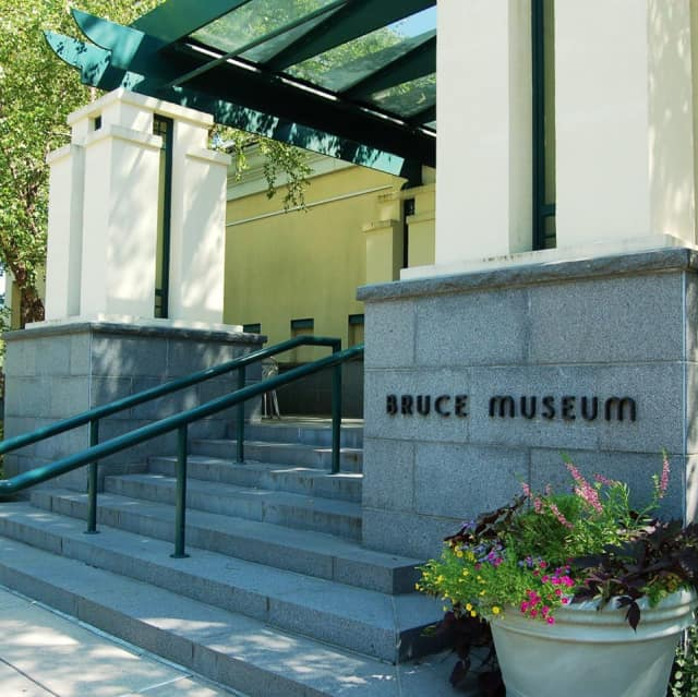 The Bruce Museum is offering free admission until Saturday, Sept. 20.