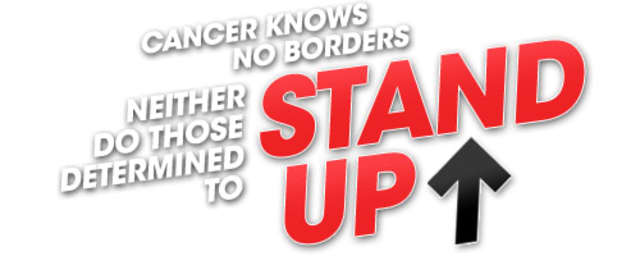 Watch the national televised Stand Up To Cancer showing at Club Fit Briarcliff.