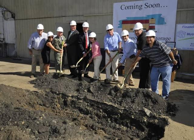From left: Chris Murphy, Kim Martelli, Steve Otis, John Ravitz, Kevin Plunkett, Rose Silvestro, Sean Murphy, Andres Bermudez-Hallstrom , Norman Rosenblum, Louis Santoro.