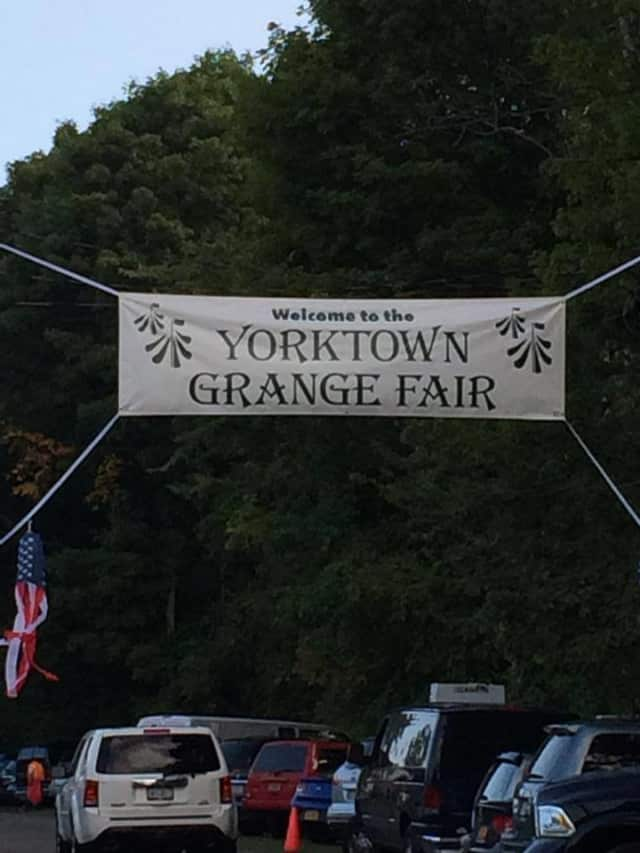 The Yorktown Grange Fair will feature a TasteNY tent this year.