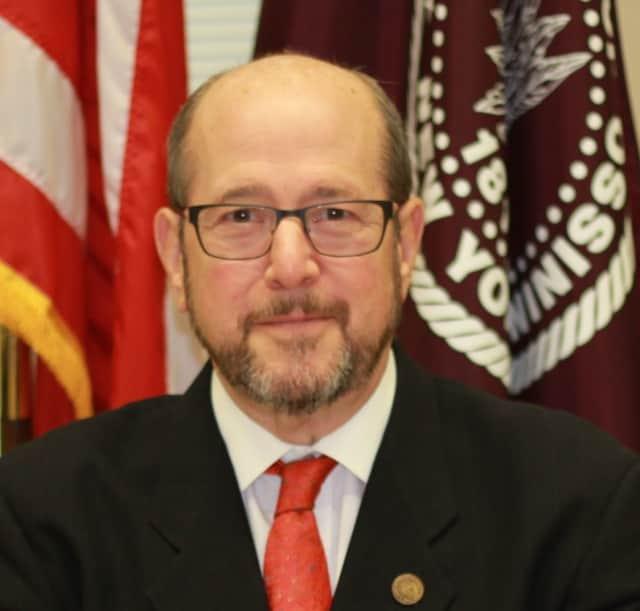 Bill Hanauer is running for his fifth term as Ossining mayor.