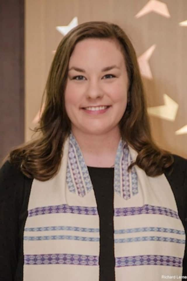 Rabbi Rachel Bearman will lead Temple B'nai Chaim's High Holy Days services, which will be held at the synagogue in Georgetown this year.