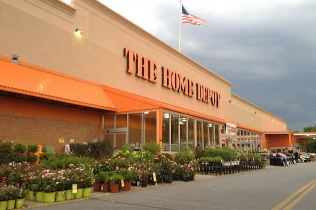 Police say the suspects took tools and other merchandise from a Home Depot in Trumbull.