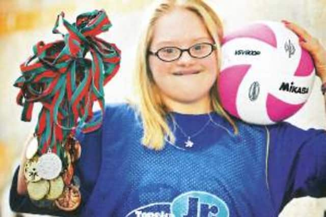Sleepy Hollow High School has been selected to send a team to the Special Olympics.