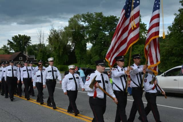 Croton Falls Fire District will host a 9/11 remembrance ceremony on Thursday.