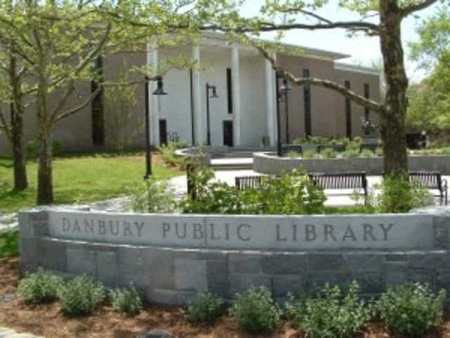 The Danbury Public Library is at 170 Main St.