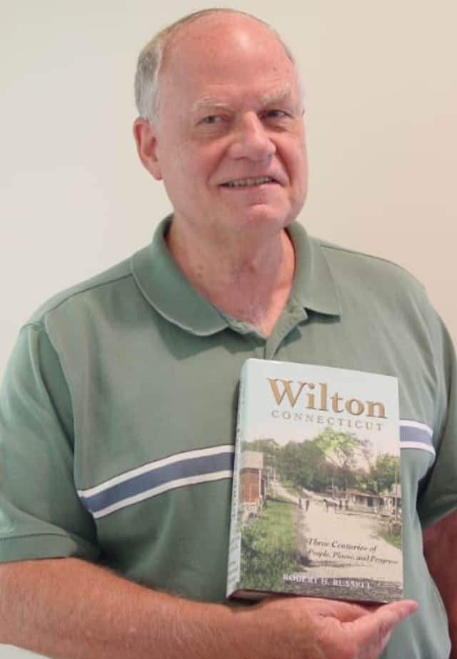 Wilton Historian Bob Russell will lead a walking tour of Lambert Corner on Oct. 15