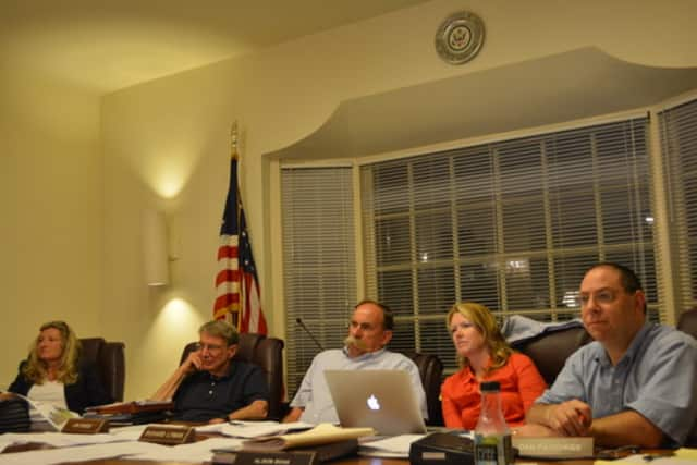 The Pound Ridge Town Board