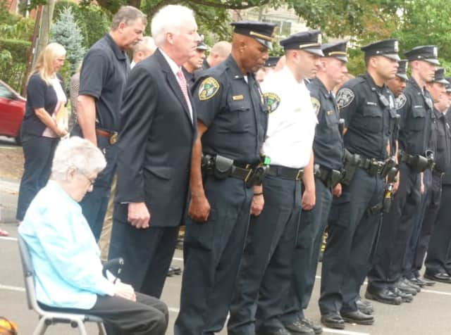 New Canaan will hold a 9/11 remembrance ceremony at Town Hall.