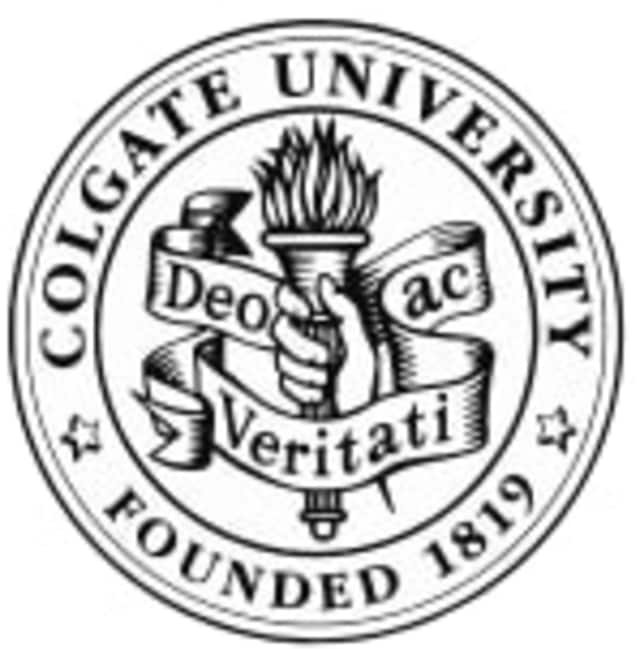 A graduate of The Harvey School is among more than 200 Colgate University students conducting research.