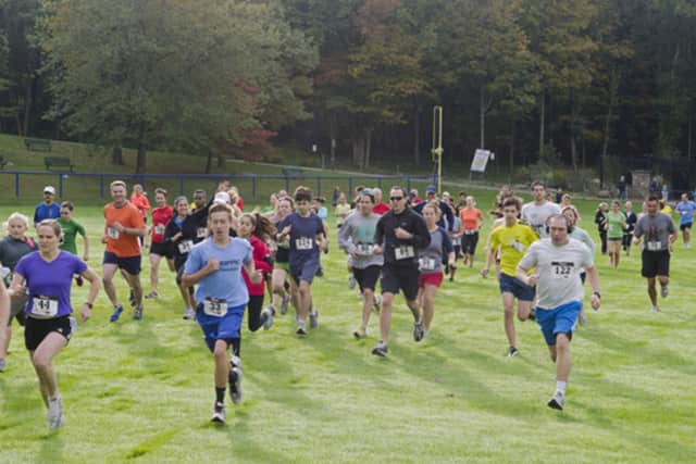 Somers Library 5K will be held on Sunday, Sept. 14.