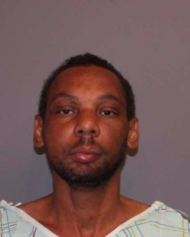 Bertony Thompson has been charged with murder. He is held on $1 million bond.