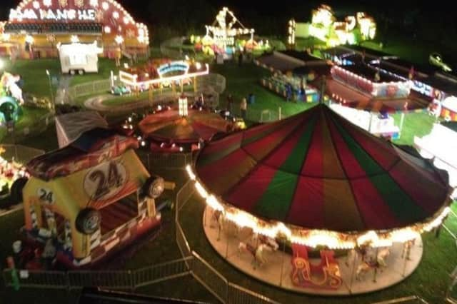 The Ridgefield Chamber of Commerce Carnival will be Sept. 19-21.