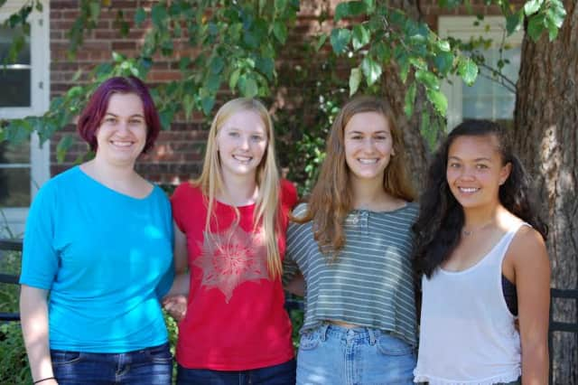 Four Hastings High School students were named as semifinalists in the National Merit Scholarship Program.