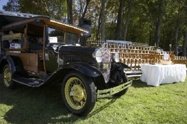 The 12th annual Tom Pisco Memorial Pound Ridge Car Show was held Sunday at Town Park.