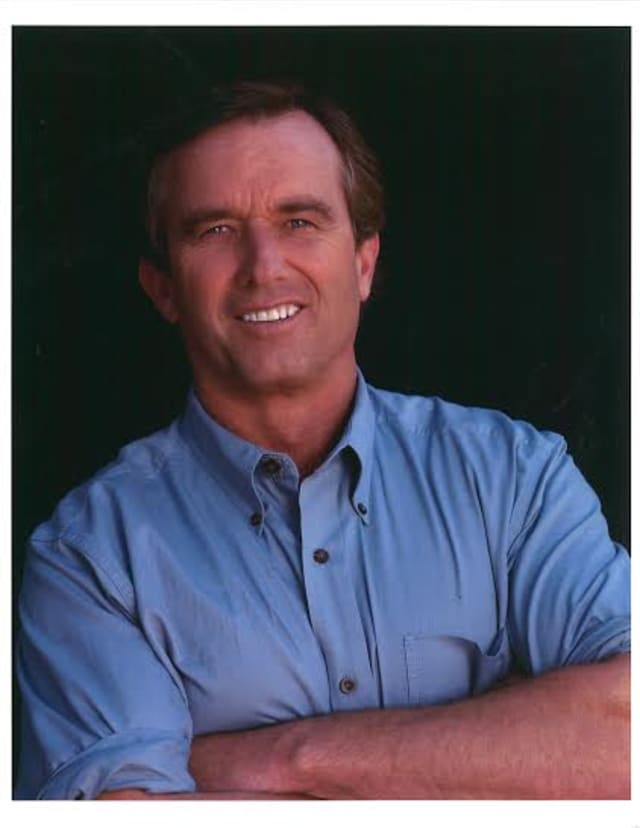 "Robert F. Kennedy Jr. will discuss ""Our Environmental Destiny"" in a lecture on Tuesday, Sept. 30, at Western Connecticut State University."