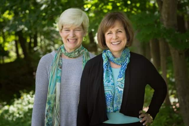 Community Center of Northern Westchester will honor Laura Kaplan and Sheryl Bernhard, former Center board presidents, at its annual Benefit Cocktail Party and Auction on Oct. 18.