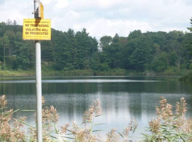 A pair of determined Stamford fishermen returned to the reservoir in Wilton to fish on Saturday despite being told by police in the past not to fish there. They were given infractions for their alleged misconduct.