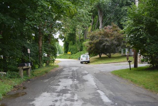 Deer Park Road in Katonah