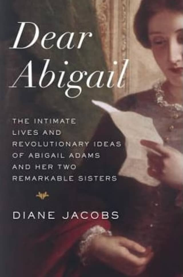 The Wilton Historical Society will host a brown bag lunch event to discuss a new book on the letters of Abigail Adams.