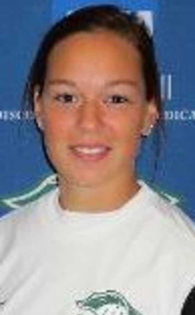 Peekskill's Angela Marriott, a sophomore goalkeeper at Morrisville State College, earned the defensive Player of the Week award from the North Eastern Athletic Conference. She is a graduate of Hendrick Hudson.