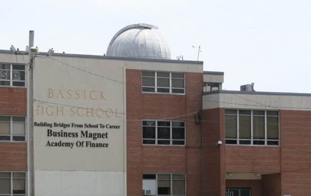 The top choice to take the vacant principal job at Bassick High School has backed out of a verbal commitment.