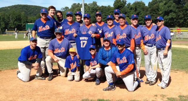 The Westchester Mets won the Men's Senior Baseball League (MSBL) Westchester-Putnam National Division Championship against the Shrub Oak Pirates.