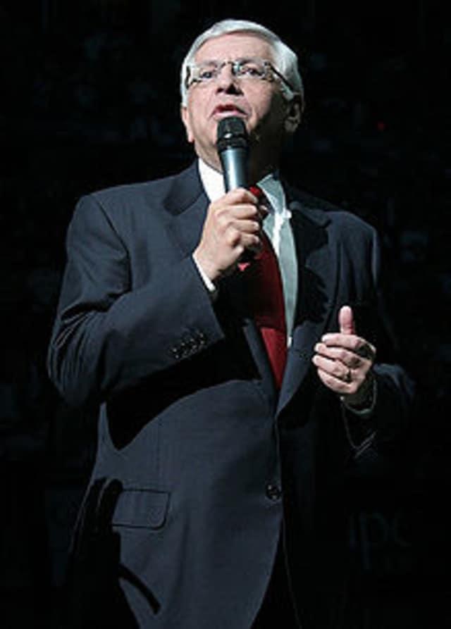 David Stern turns 72 on Monday.