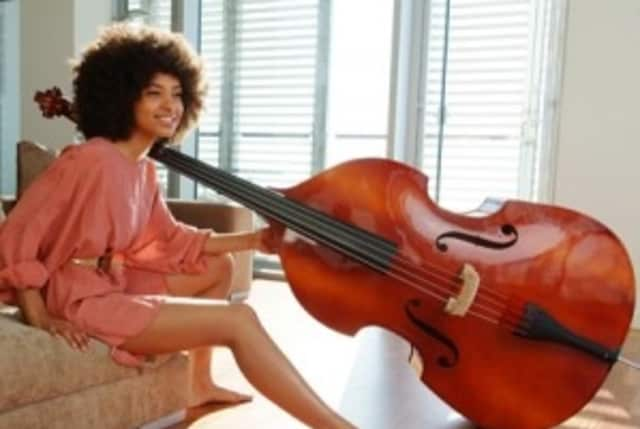 American jazz bassist, cellist and singer Esperanza Spalding is coming to the Ridgefield Playhouse on Oct. 1.