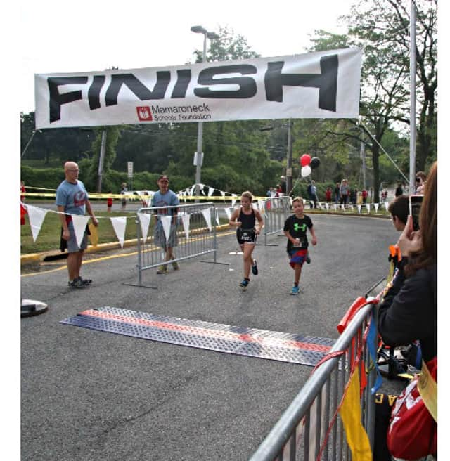 Mamaroneck School Foundation hosts its annual triathlon