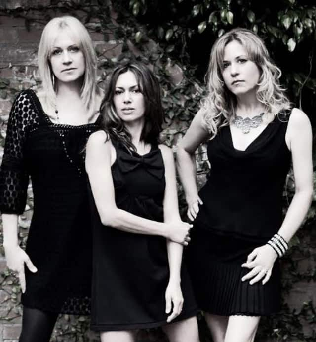 The Bangles will perform at the Ridgefield Playhouse on Thursday, Oct. 2.