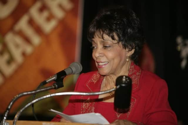 Ruby Dee's life and community service will be celebrated by city and county officials next week.