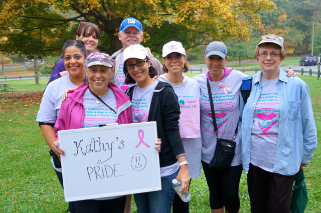 Walk participants can raise funds on their own, or with a group of family and friends for the .