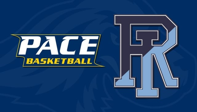Pace University Basketball will play against Division I Rhode Island.