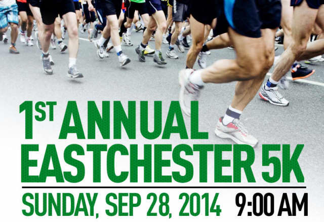 Join the Eastchester Irish American Social Club for its inaugural 5K.