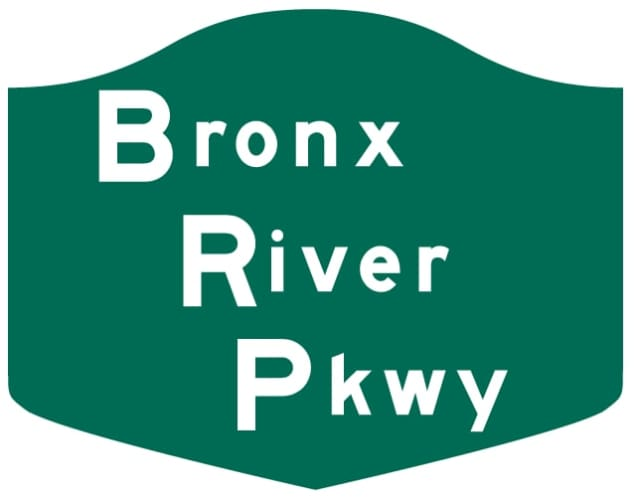 Drivers on the Bronx River Parkway experienced heavy delays after a vehicle fell into the Bronx River on Thursday.