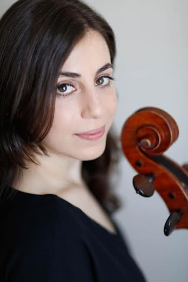 Karen Ouzounian will perform at Caramoor Center for Music and the Arts as part of its Wednesday Morning Concert series.