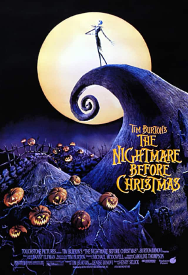 "Films such as ""The Nightmare Before Christmas"" will be featured in a presentation on the history of animation at Midland Park Memorial Library on Sept. 22."