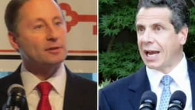 Challenger Rob Astorino will get his chance to debate incumbent governor Andrew Cuomo.
