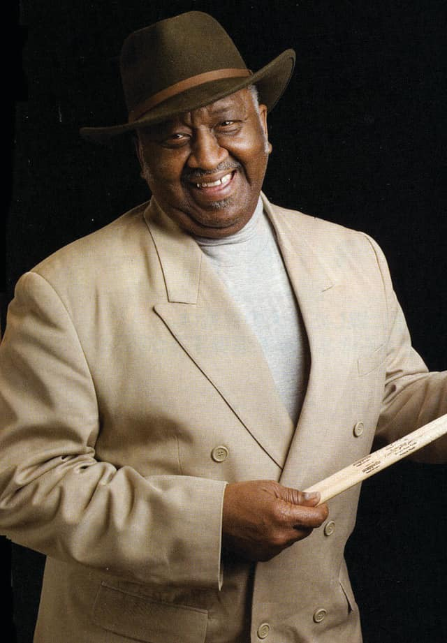 Bernard Purdie and his band are playing at 3 p.m. Oct. 5 at Westport Arts Center.